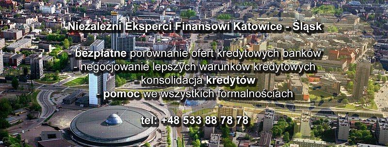 Doradca Finansowy Katowice, Śląsk - Doradca Kredytowy